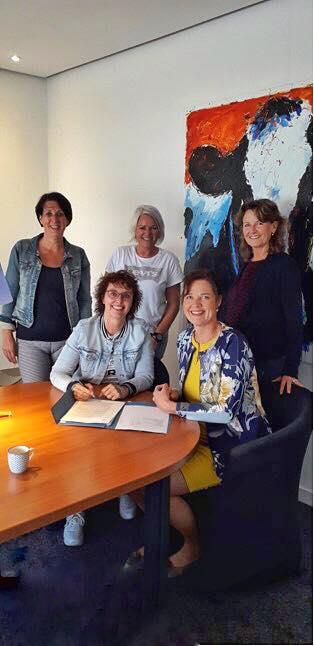 Oprichting Stichting MOM - Heerenveen